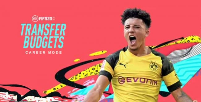 FIFA 20 Career Mode: Transfer Budgets of all Clubs