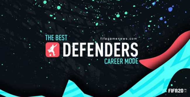 The Best Defenders for FIFA 20 Career Mode