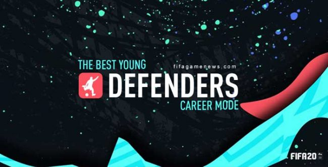 Best Young Defenders for FIFA 20 Career Mode