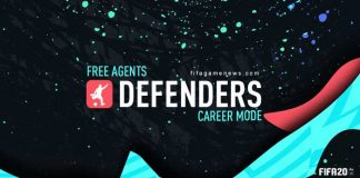 Best Free Defenders for FIFA 20 Career Mode