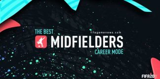 Best Midfielders for FIFA 20 Career Mode