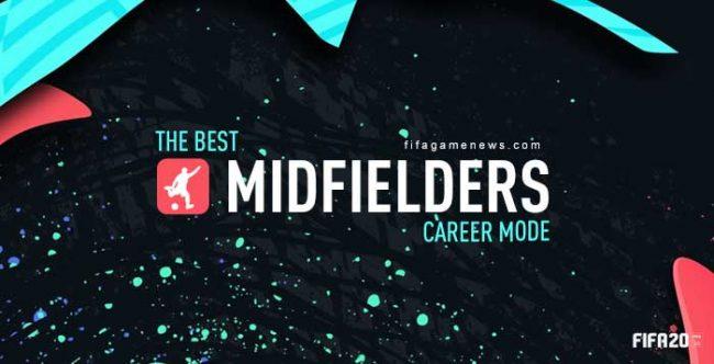 Best Midfielders for FIFA 20 Career Mode