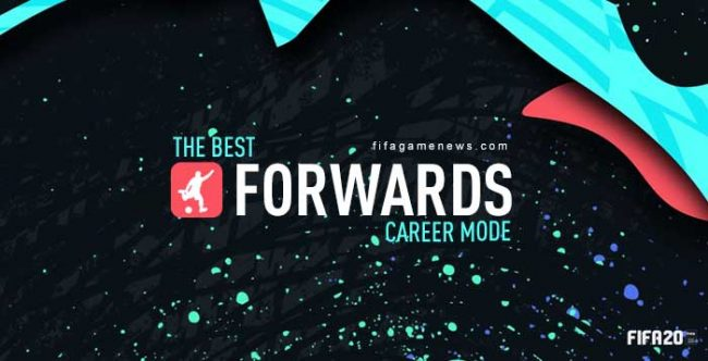 Best Strikers and Forwards for FIFA 20 Career Mode