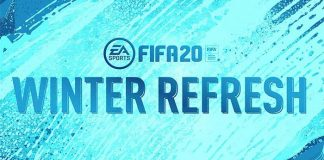 FIFA 20 Winter Refresh