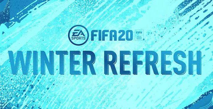 FIFA 20 Winter Refresh