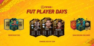 FUT Player Days
