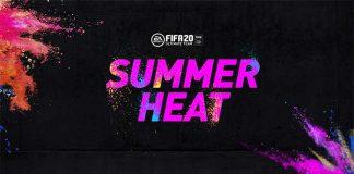 FUT 20 Summer Heat Promo