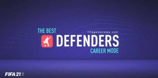 Best FIFA 21 Defenders for Career Mode