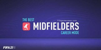 The Best FIFA 21 Midfielders for Career Mode
