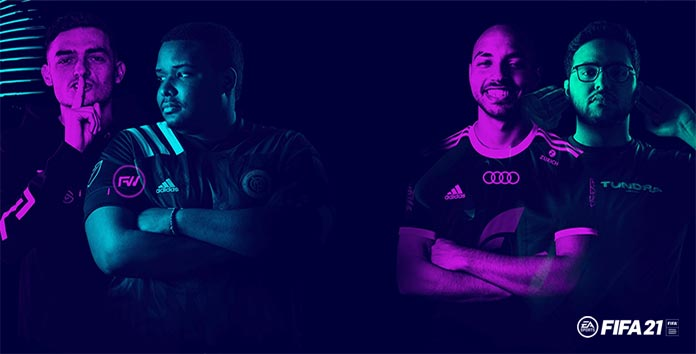 EA SPORTS FIFA 21 Global Series