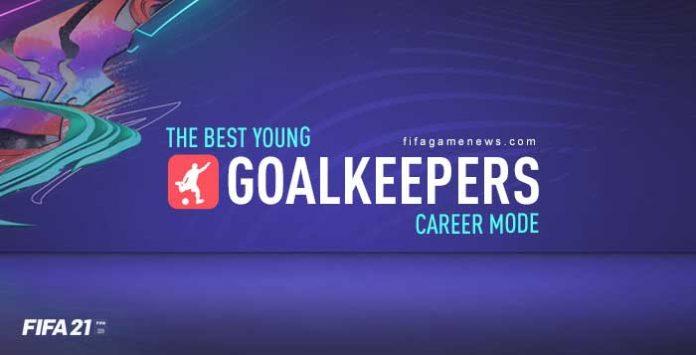Los mejores porteros jóvenes para el modo carrera de FIFA 21