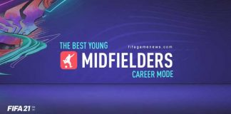 The Best Young Midfielders for FIFA 21 Career Mode