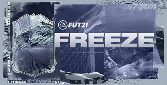 FUT 21 Freeze Event