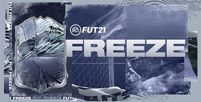 Evento congelado de FUT 21