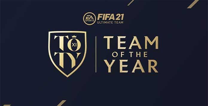 Equipo del año FIFA 21