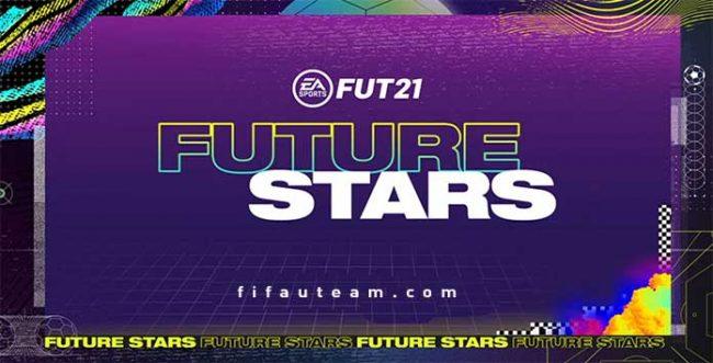 FUT 21 Future Stars