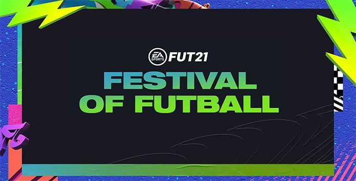 FUT 21 Festival of FUTBall